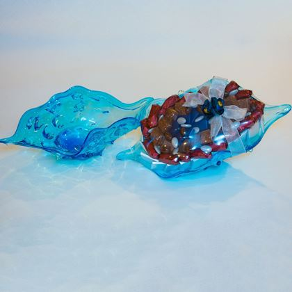 Picture of Luxurious Modern Glass Chocolate Bowl